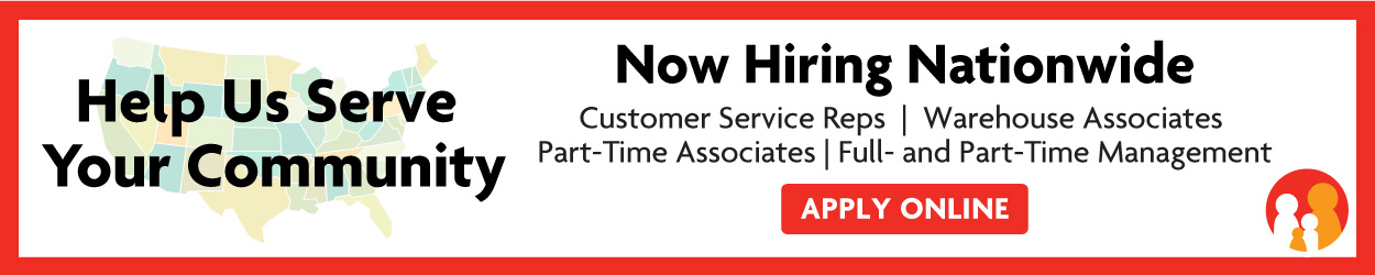 Family Dollar is Now Hiring Nationwide